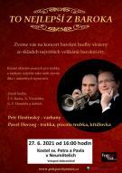 Koncert barokní hudby 1